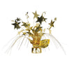 Beistle Star Gleam 'N Spray Centerpiece (Pack of 12) - New Year's Eve Decorations, New Year's Eve Party Supplies, New Years Eve Party Centerpieces