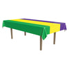 Mardi Gras Party Supplies: Mardi Gras Tablecover