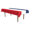 Patriotic Tablecover - red, white, blue