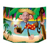 Luau Party Decorations: Luau Monkey Photo Prop