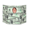 Million Dollar Smile Photo Prop - Casino Party Decorations
