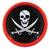 Birthday Party Supplies - Pirate Plates