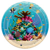 Luau Party Decorations: Under The Sea Plates