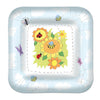 Garden Plates - Baby Shower Tableware