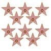 Mini Star Cutouts, party supplies, decorations, The Beistle Company, Awards Night, Bulk, Awards Night Party Theme