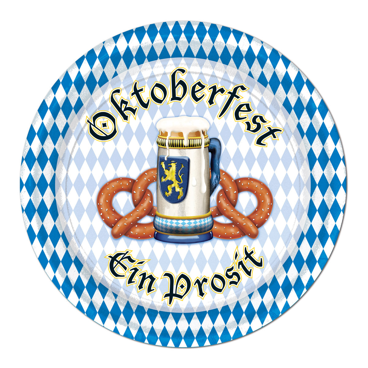 Oktoberfest Plates 7 inch (96ct)  sc 1 th 225 & Bulk Party Supplies - Discount Party Decorations for Birthdays Holida