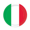 Red, White & Green Plates, party supplies, decorations, The Beistle Company, Fiesta, Bulk, Holiday Party Supplies, Cinco de Mayo and Fiesta Party Supplies