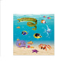 Luau Party Decorations: Under The Sea Luncheon Napkin