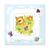 Garden Beverage Napkins - Baby Shower Tableware