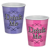 Alice In Wonderland Beverage Cups, party supplies, decorations, The Beistle Company, Alice In Wonderland, Bulk, Other Party Themes, Alice in Wonderland