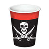 Birthday Party Supplies - Pirate Beverage Cups