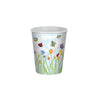 Garden Beverage Cups - Baby Shower Tableware