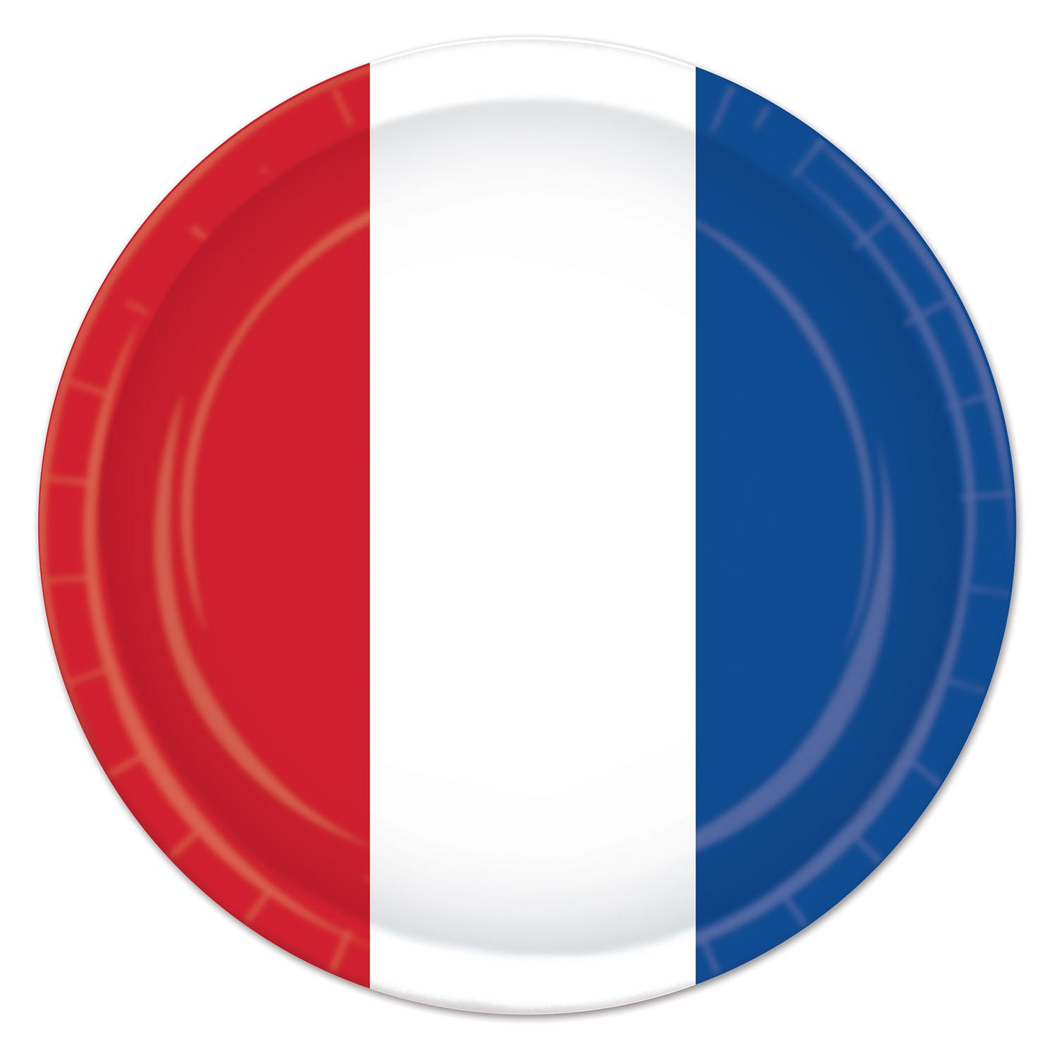 Red White u0026 Blue Plates party supplies decorations The Beistle Company  sc 1 st  Bulk Party Supplies & 12ct) Beistle Red White u0026 Blue Plates - Bulk Party Supplies