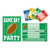 Game Day Football Invitations 4'' x 5.5''