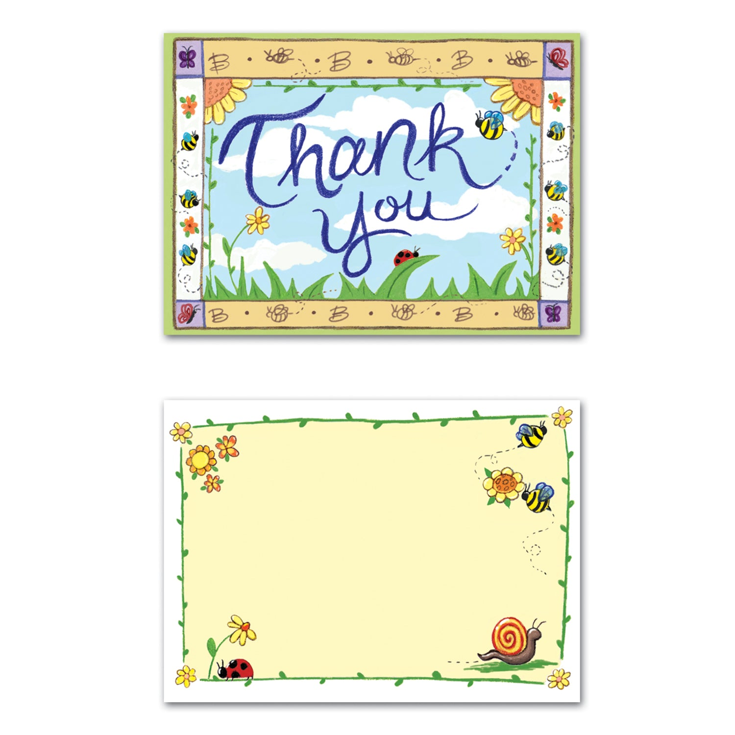 96case Beistle B Is For Baby Thank You Notes Baby Shower