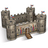 Beistle 3-D Castle Centerpiece (Pack of 12) - Medieval Party Theme