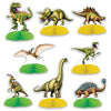 Beistle Dinosaur Mini Centerpieces (12 packs) - Dinosaurs Party Theme