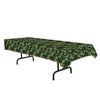 Camo Tablecover, party supplies, decorations, The Beistle Company, Camo, Bulk, Other Party Themes, Redneck Party Theme