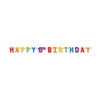 Happy 13th Birthday Streamer, party supplies, decorations, The Beistle Company, Birthday-AgeSpecific, Bulk, Birthday Party Supplies, Birthday Party Decorations, Birthday Party Streamers