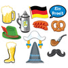 Oktoberfest Photo Fun Signs, party supplies, decorations, The Beistle Company, Oktoberfest, Bulk, Holiday Party Supplies, Oktoberfest Party Supplies