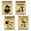 Pirate Wanted Sign Cutouts, party supplies, decorations, The Beistle Company, Pirate, Bulk, Pirate Party Supplies, Pirate Party Decorations