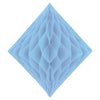 Tissue Diamond Light Blue, party supplies, decorations, The Beistle Company, General Occasion, Bulk, General Party Decorations, Tissue Diamond
