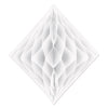 Tissue Diamond White, party supplies, decorations, The Beistle Company, General Occasion, Bulk, General Party Decorations, Tissue Diamond