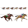 Horse Racing Streamer, party supplies, decorations, The Beistle Company, Derby Day, Bulk, Other Party Themes, Derby Day Party Theme