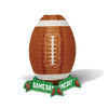 Game Day Football Lantern Centerpiece, party supplies, decorations, The Beistle Company, Football, Bulk, Sports Party Supplies, Football Party Supplies, Football Party Decorations
