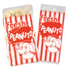 Beistle Peanut Bags (12 packs) - Circus Party Theme