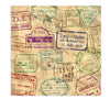 Beistle Around The World Luncheon Napkins (Pack of 192) - Around The World Party Theme