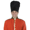 Royal Guard Bearskin Hat, party supplies, decorations, The Beistle Company, British, Bulk, Other Party Themes, Olympic Spirit - International Party Themes, British Themed Decorations