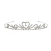 Beistle Royal Rhinestone Tiara (Pack of 6) - Mardi Gras Party Supplies, Mardi Gras Stuff to Wear