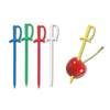 Pirate Plastic Sword Picks, assorted colors