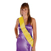 Satin Sash - Miscellaneous Party Stuff to Wear