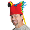 Luau Party Supplies - Tropical Parrot Hat