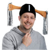 Plush Football Shaker Cap - Football Stuff to Wear