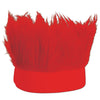 Hairy Headband, red