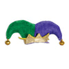 Mardi Gras Party - Jester Hat Hair Clip