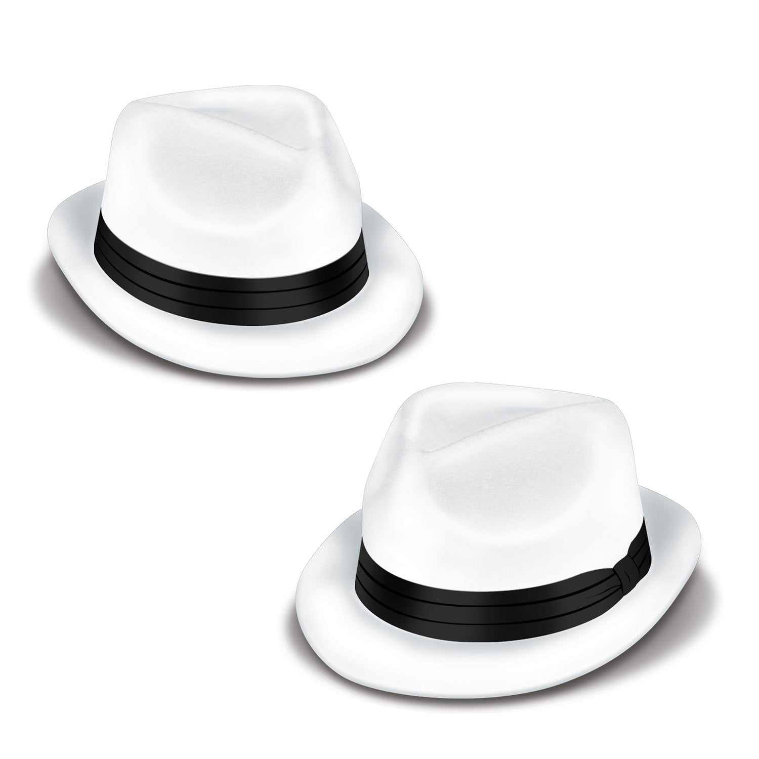 f73216faf2f35 25 Case) Beistle Velour Havana Chairman Hats - Bulk Party Supplies