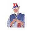 Uncle Sam Kit, party supplies, decorations, The Beistle Company, Patriotic, Bulk, Holiday Party Supplies, 4th of July Political and Patriotic, 4th of July Stuff to Wear