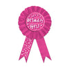 Birthday Party Supplies - Birthday Girl Award Ribbon