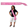 Survivor Satin Sash