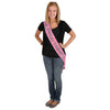 Birthday Princess Satin Sash