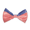 4th of July Party Supplies: Patriotic Bow Tie