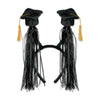 Graduation Party - Grad Cap with Fringe Boppers