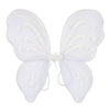 Nylon Fairy Wings White, party supplies, decorations, The Beistle Company, Halloween, Bulk, Holiday Party Supplies, Halloween Party Supplies, Halloween Stuff to Wear