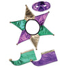 Mardi Gras Party Supplies - Mardi Gras Jester Set