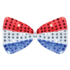Patriotic Party Supplies - Glitz 'N Gleam Bow Tie