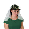 Redneck Party Supplies - Camo Veil Cap